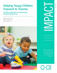 Cover CHDI_Early-Childhood-Trauma_IMPACT border.jpeg